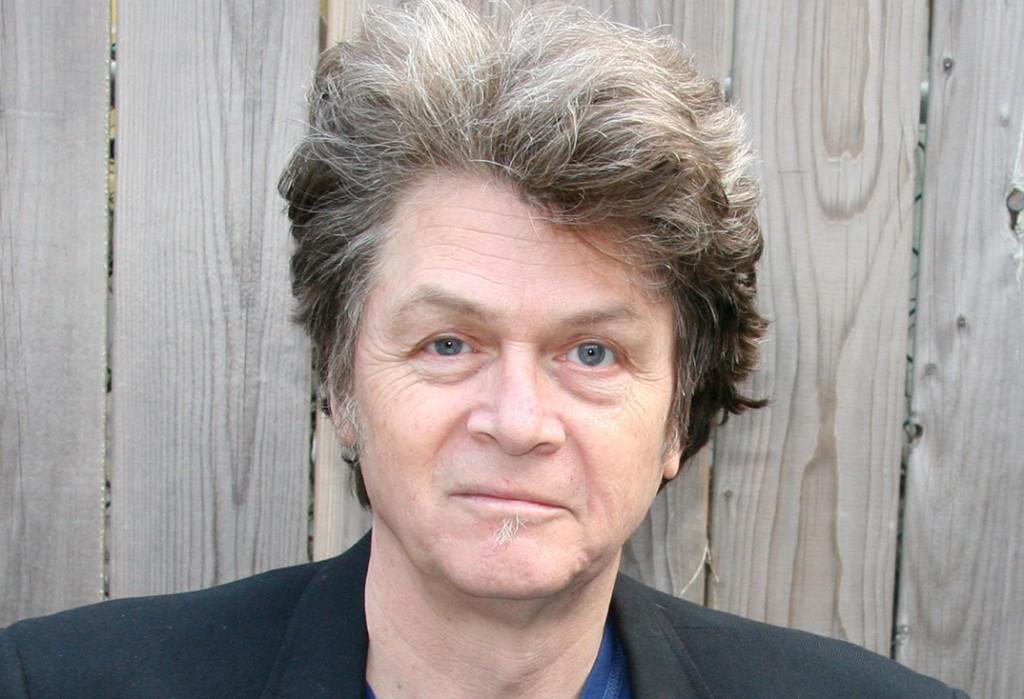 Author Robert Priest