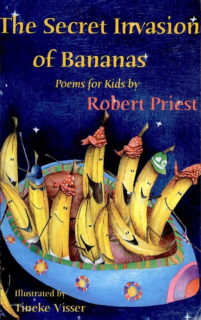 The Secret Invasion of Bananas